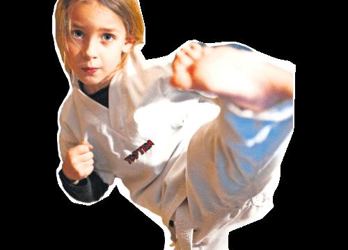 Kinder-Kickboxen
